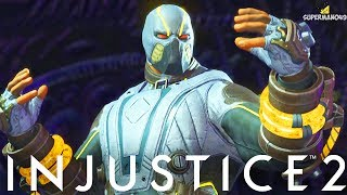 "INSANE 858 DAMAGE COMBO WITH BANE! - Injustice 2 ""Bane"" Gameplay (Online Ranked)"