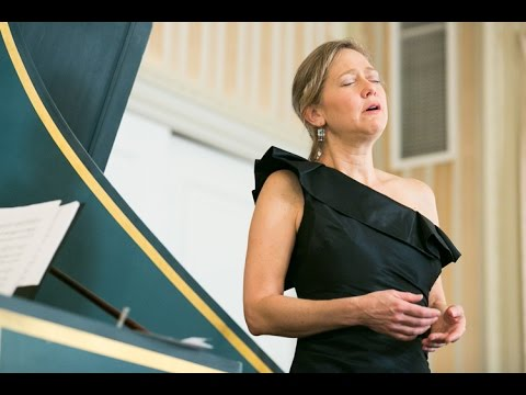 Suzie LeBlanc and Alexander Weimann perform Richard Edwards'