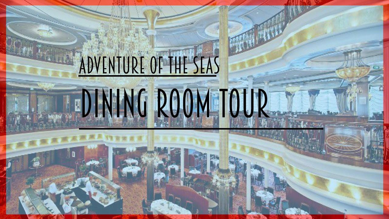 Adventure Of The Seas Strauss Mozart Vivaldi Dining Room