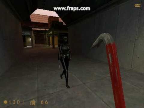 Half Life Black Ops Female