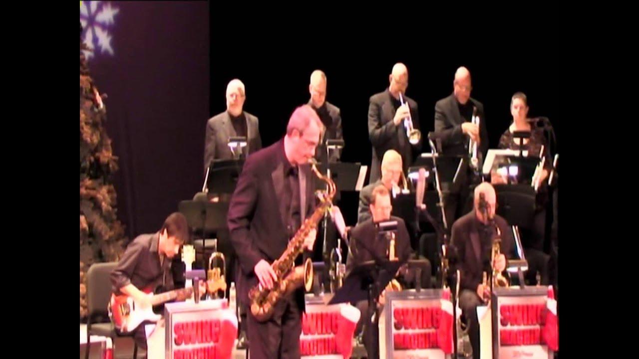 Swing Machine Big Band - Christmas Song - YouTube