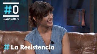 LA RESISTENCIA - Entrevista a Inma Cuesta   #LaResistencia 10.10.2019