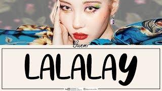 SUNMI - LALALAY (Easy Lyrics + Indo Sub) by GOMAWO