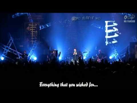 Contrast Silver Tour Utsukushii Sebone Karaoke + Translation