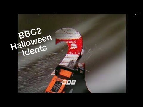 BBC2 Halloween Idents - The Ident Review