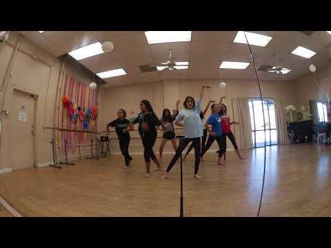 Laguna Group Private Teens Deewani Mastani Hips Don't Lie AMNA Dance AAD #DTIstars