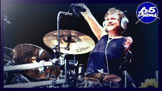 How Rick Allen Uses Electronic Drums (Def Leppard)