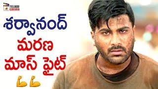 Mahanubhavudu Movie Climax Best Fight Scene   Sharwanand   Mehreen Kaur   Maruthi   Telugu Cinema