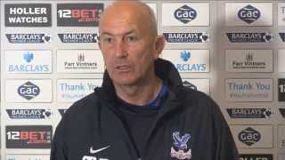 Tony Pulis' Pre-Liverpool Press Conference