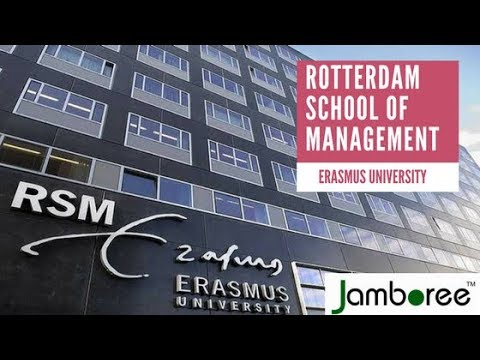 Rendezvous with Rotterdam School of Management (RSM)