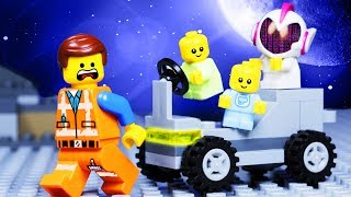 Lego Movie 2 Baby Space Squad FAIL Animation for Kids