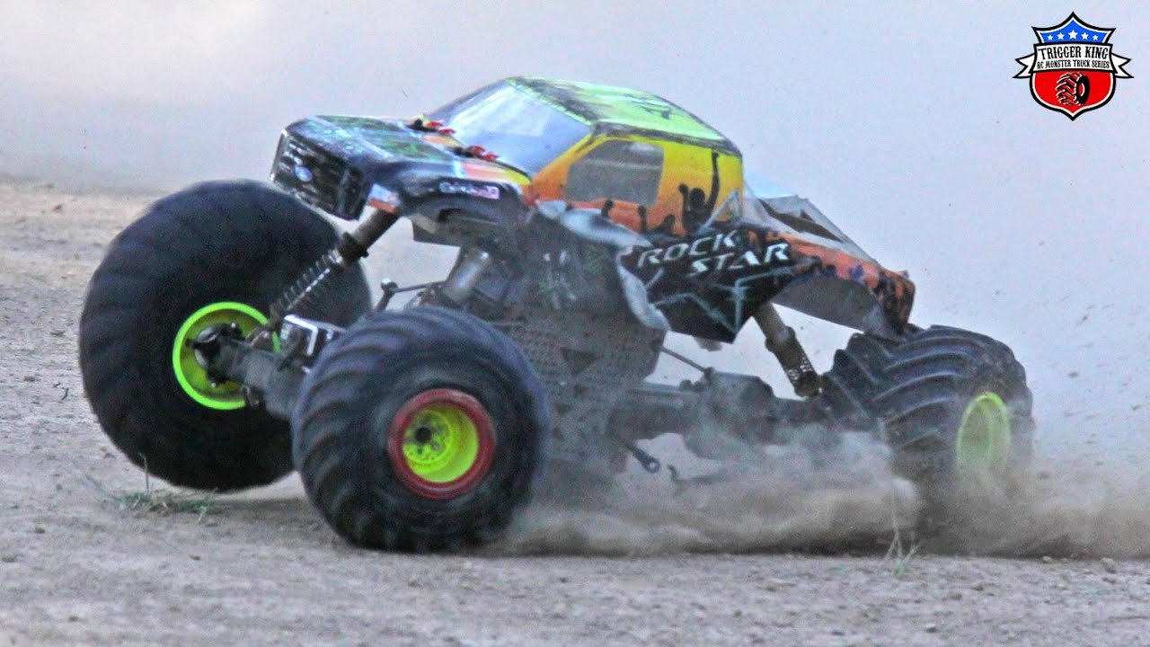 Dirt Freestyle Pt. 2 - Jun.14, 2020 - Trigger King R/C Monster Trucks