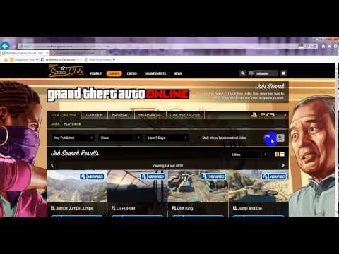 gta 5 online how to get custom maps on social club