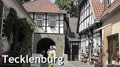 GERMANY: Tecklenburg - medieval town [HD]