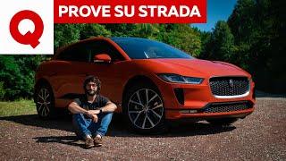 Jaguar I-Pace, la prima vera anti-Tesla: ecco la prova definitiva!