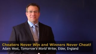 TW Webcast:  Cheaters Never Win and Winners Never Cheat!  (6/1/2015)