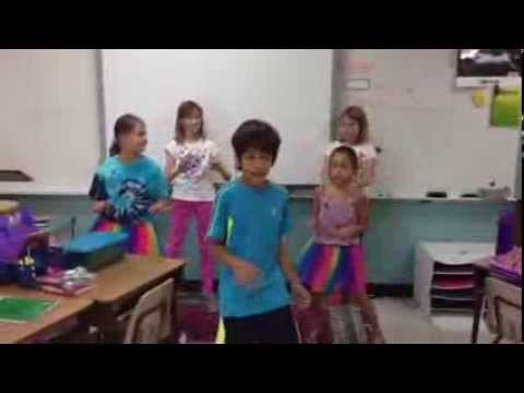 Garden Ridge Elementary Fourth Grade Digital Citizenship Pbl Youtube