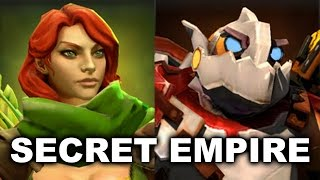 SECRET vs EMPIRE - DreamLeague 7 EU DOTA 2