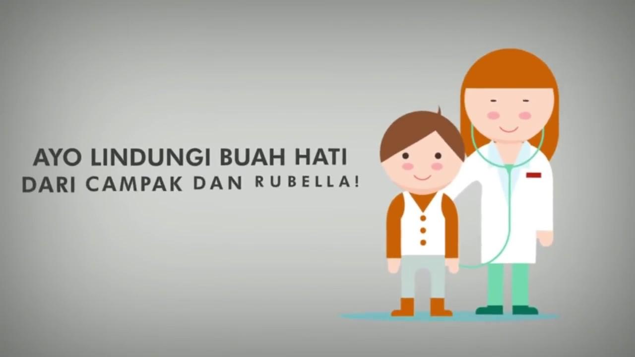 BAHAYA PENYAKIT CAMPAK RUBELLA MENYEBABKAN CACAT DAN