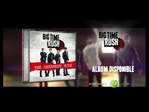Vidéo BIG TIME RUSH: THE GREATEST HITS - spot TV