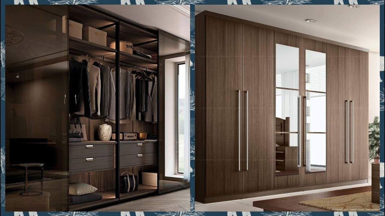 Latest and Modern Bedroom cupboards design 2020    unique ...