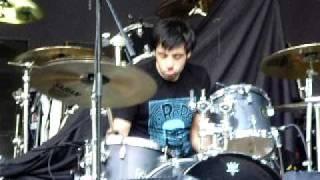 Nutty Drummer