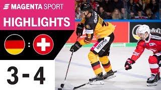 Deutschland   Schweiz | Deutschland Cup, 19/20 | Magenta Sport
