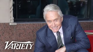 Michael Douglas - Hollywood Walk of Fame Ceremony - Live Stream