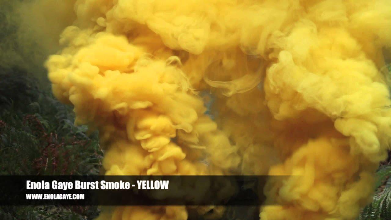 Black Wolf Wallpaper Enola Gaye Burst Smoke Grenade Yellow Youtube