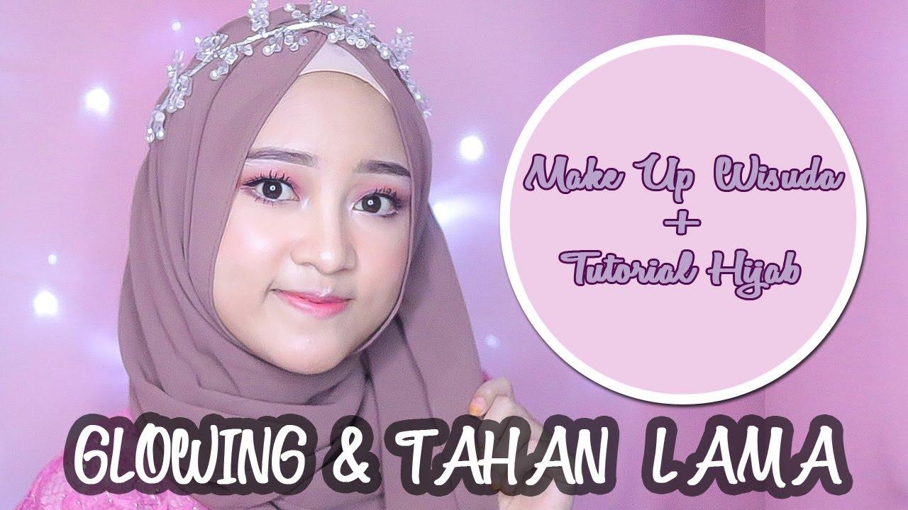 Makeup Wisuda Tutorial Hijab Super Wahhh Youtube
