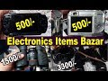 Electronics Products Chor Bazar | Explore Playstations, Speakers, Cameras, Durabins In Cheap Price