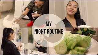 My Night Routine. EVETTEXO