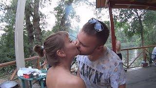 Второй день свадьбы. Андрей и Ольга. Их любовь это сила.