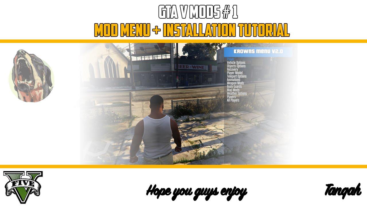 GTA V UNBAN Mod Menu Installation + Download link - The Tech Game