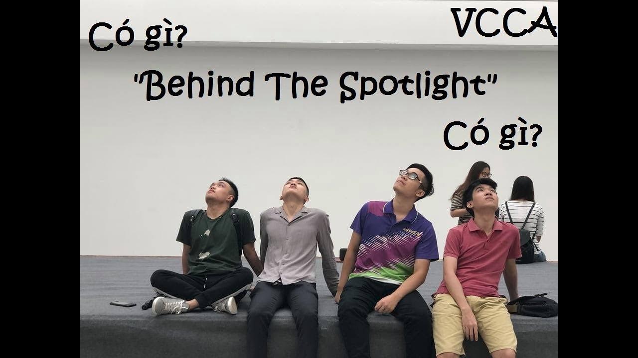 """VCCA Royal City """"Behind The Spotlight"""" Có gì?"""
