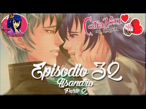 Corazón de melón episodio 32 ruta Lysandro con respuestas 2/2