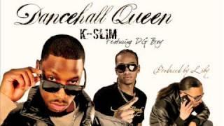 **NEW DANCEHALL 2010-2011** K-Slim Feat  DG Boy - Dancehall Queen (Liby)