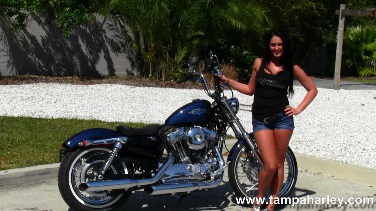 New Harley Sportster Models