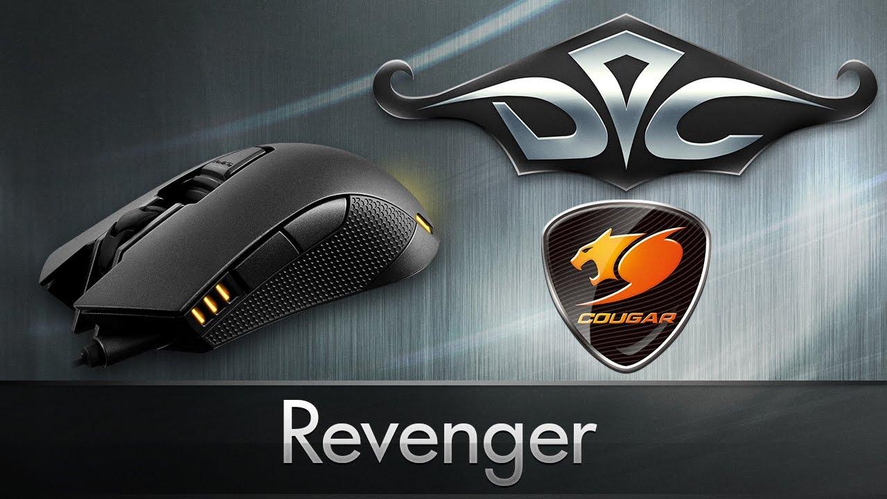 Cougar Revenger. Дальнейшее развитие 550M :)