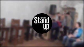 Предновогодний концерт Иркутского Стендап-клуба