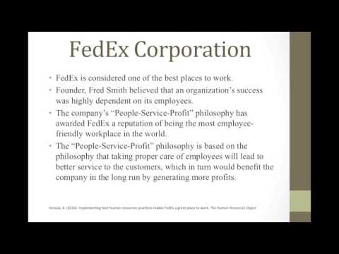 FedEx Presentation - Betty Lemon