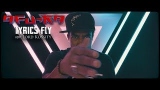 Afu-Ra - Lyrics Fly ft. Lord Kossity (Official Video)