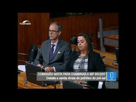 Pré-Sal - TV Senado ao vivo - MP 811 - 04/04/2018