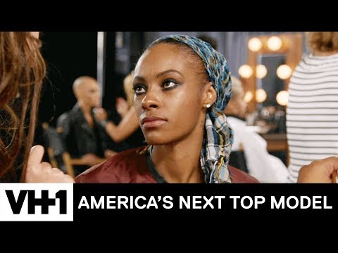 Shanice Brings Out Sha-Nasty During the Model's Moving Photoshoot | America's Next Top Model