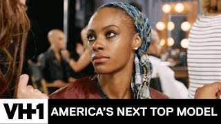 Shanice Brings Out Sha-Nasty During the Model's Moving Photoshoot | America