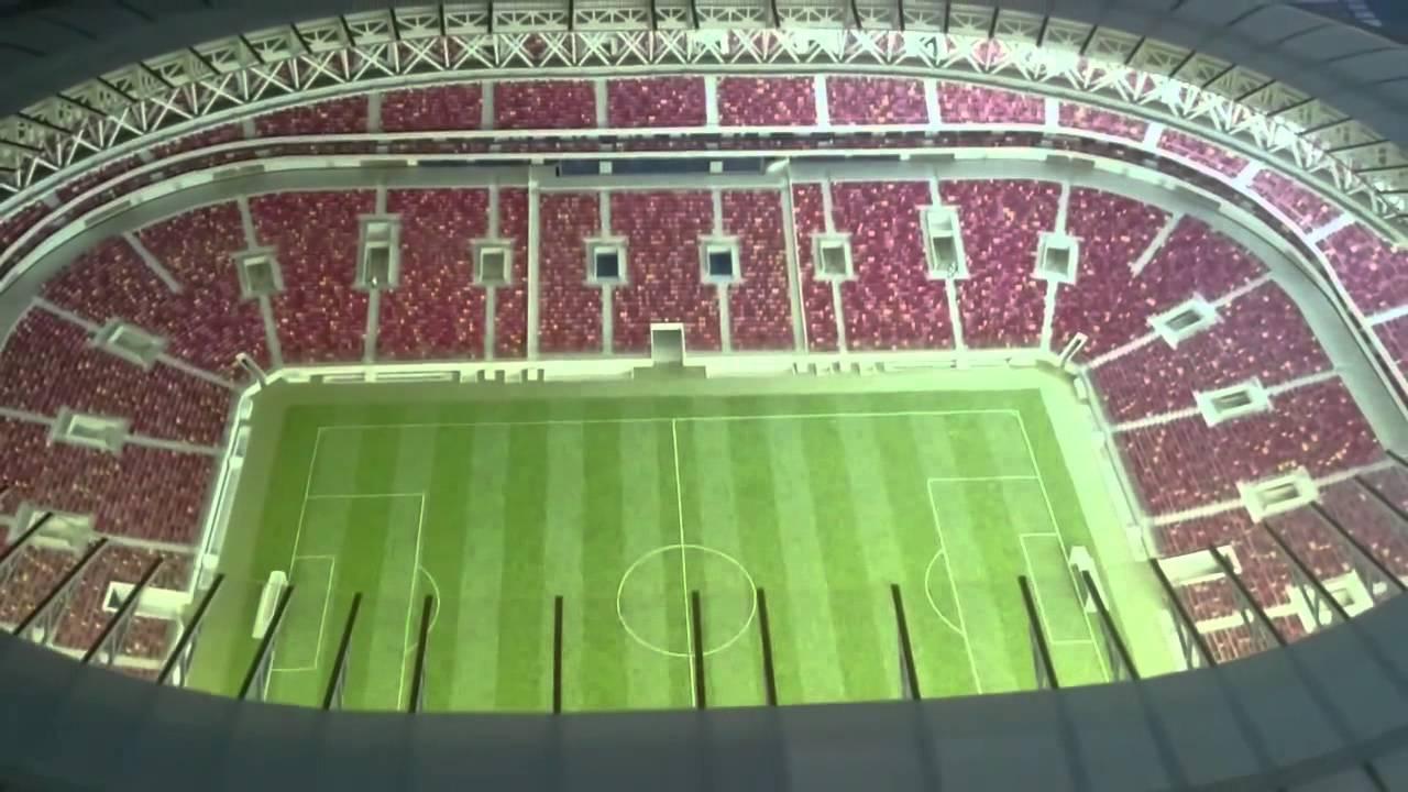 Финал Кубка России и матч за Суперкубок будут проводиться в «Лужниках»