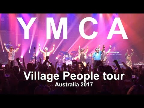 YMCA by the Village People Tour