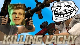 I Killed Lachlan And Chanzes In Fortnite! (Both POVs) #MqzERC