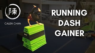 RUNNING DASH GAINER | Requested Trick Challenge - Ep.2