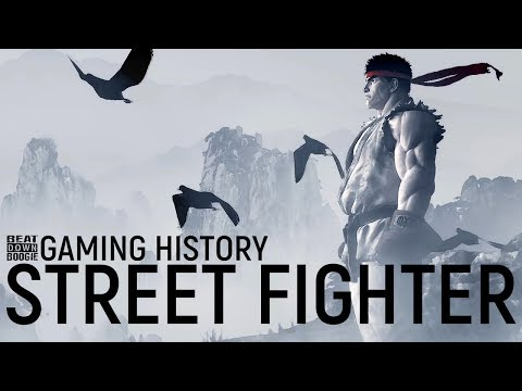 Gaming History : Street Fighter